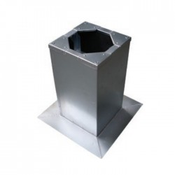 Podstawa dachowa izolowana VKV/H 250 EC*